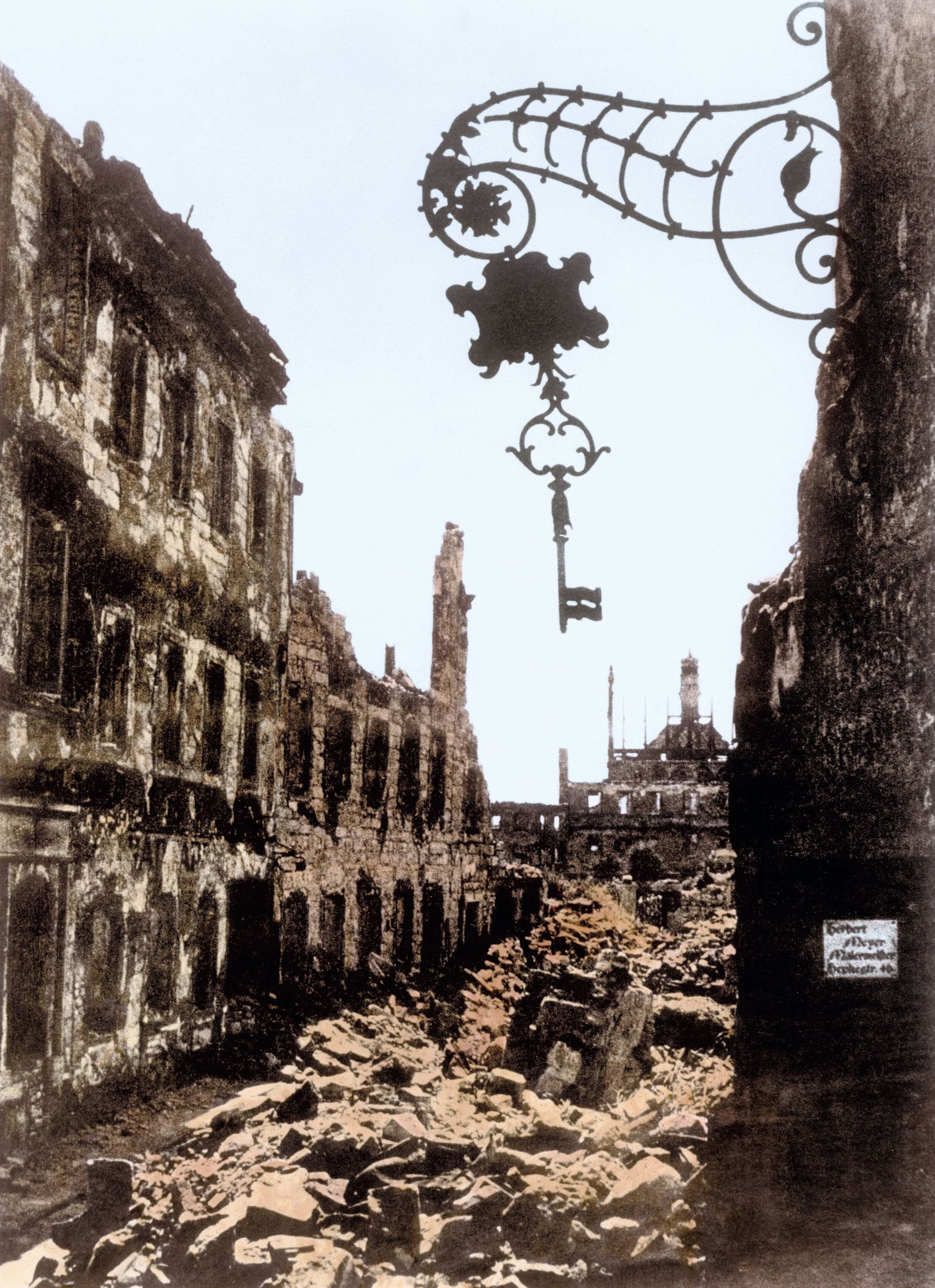Bombardement Dresde