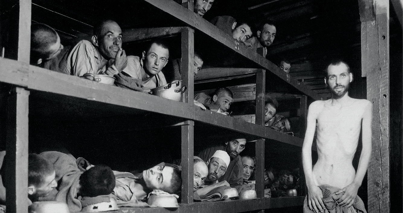 Prisonniers Camps de concentration