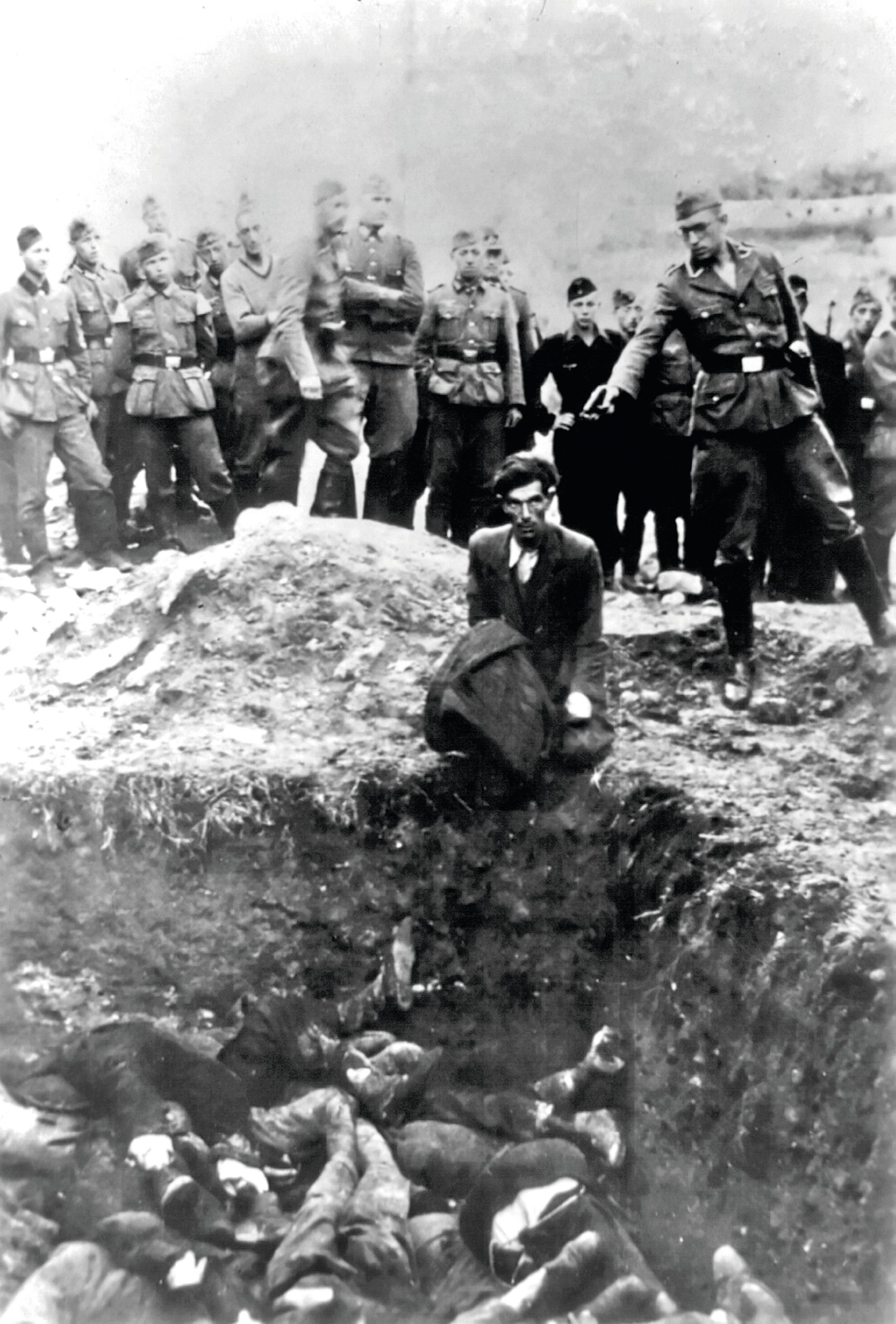 Execution Einsatzgruppen