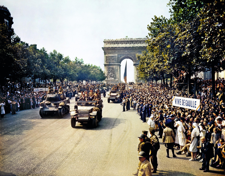 Liberation Paris