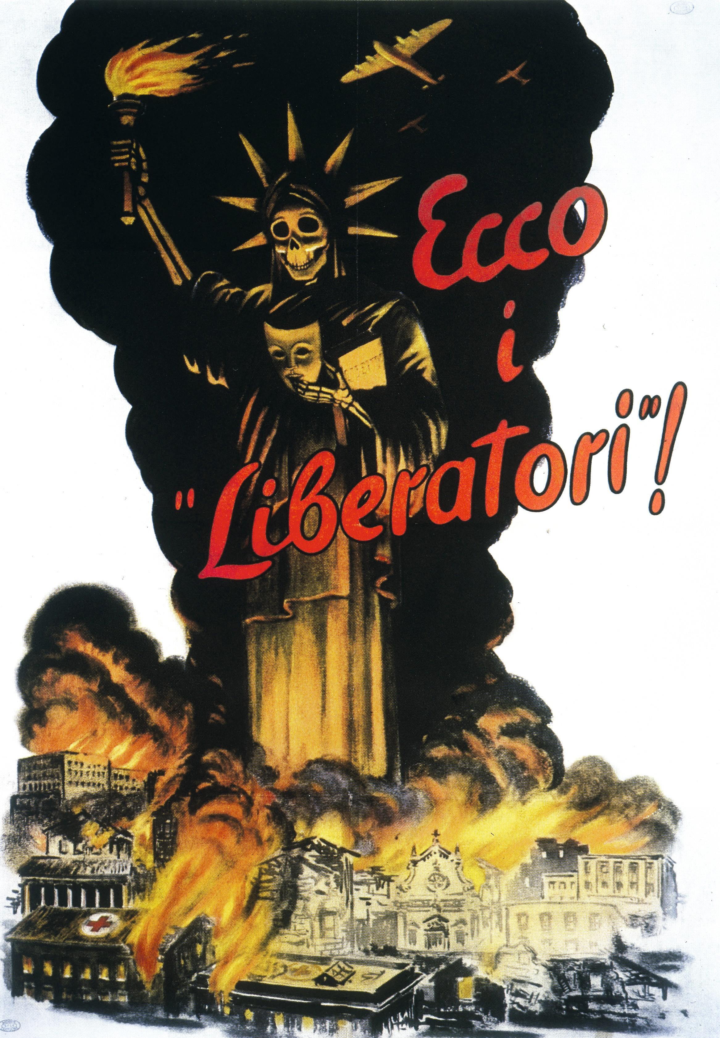 Affiche EccoI Liberatori