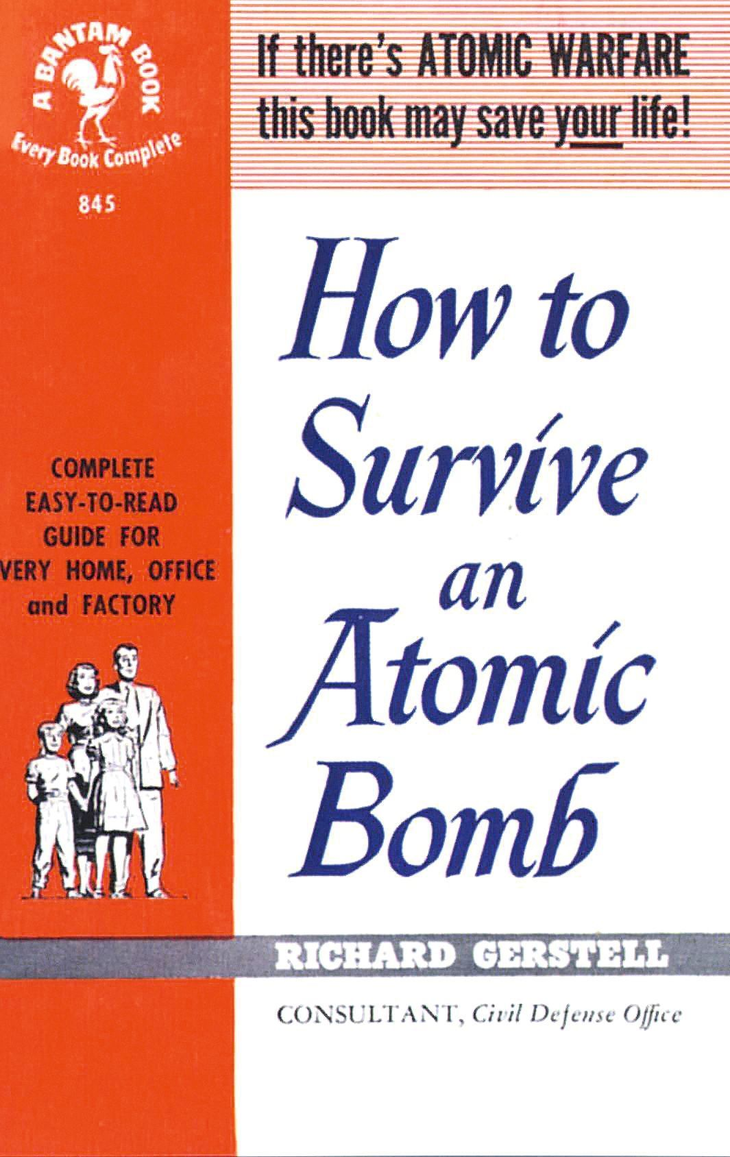 Couverture d'un livre américain, 1950