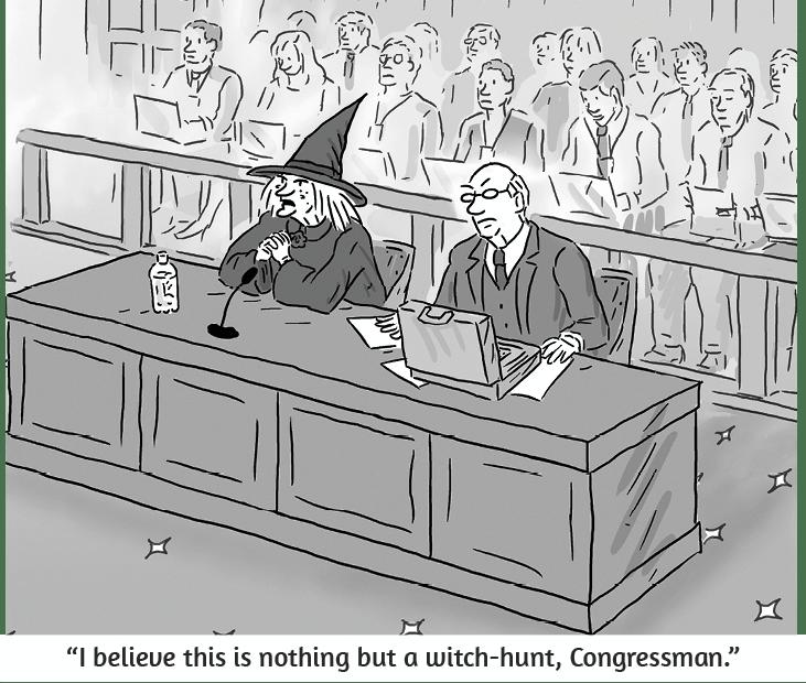 cartoon by Kim Warp, 2019.