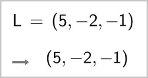 Distance entre un point de l'espace et une droite
