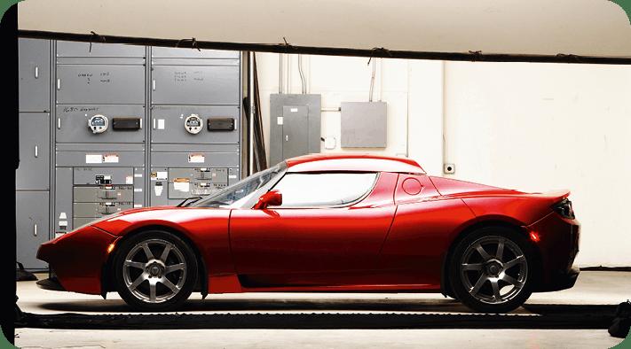 Tesla voitures électriques