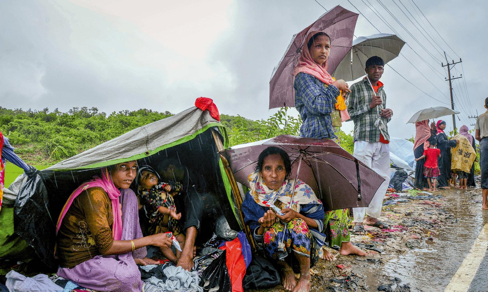 Des crimes contre l'humanité : la persécution des Rohingyas