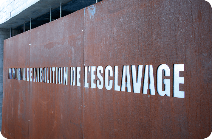 Memorial de l'abolition de l'esclavage