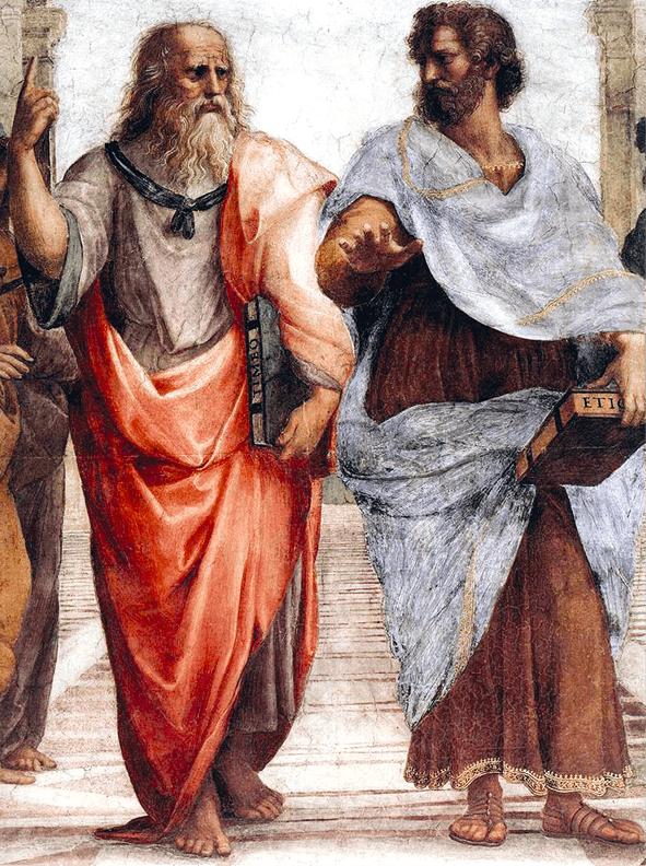 Aristote et Platon