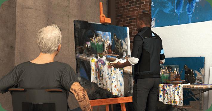 Detroit : Become Human (jeu vidéo)