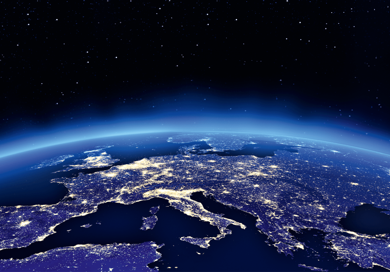 Terre de nuit