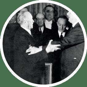 Le traité de l'Élysée