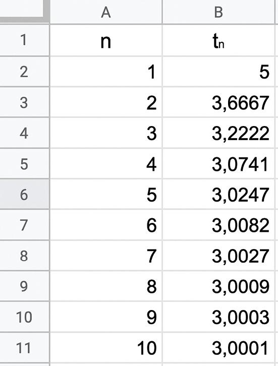 Suites - 1. Limites finies - exercice 48