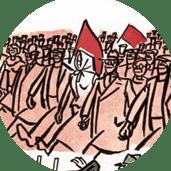 affiche sur une Revolution Populaire