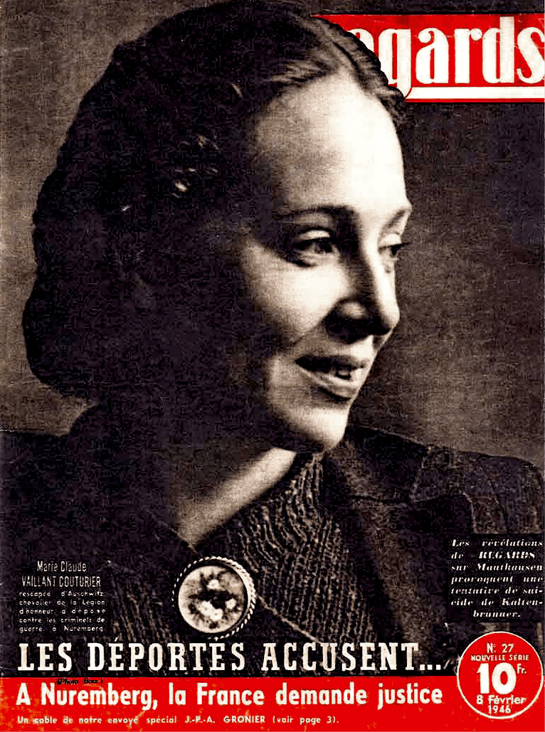 Marie-Claude Vaillant-Couturier