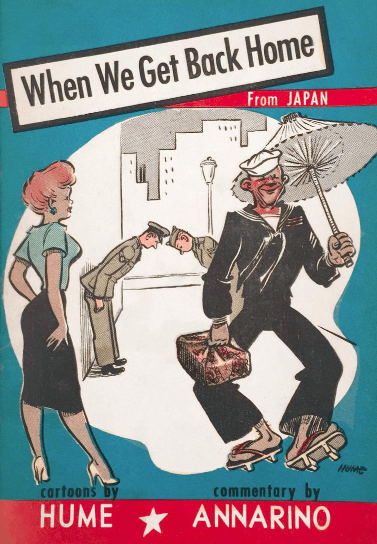 Des soldats américains « japonisés » ?