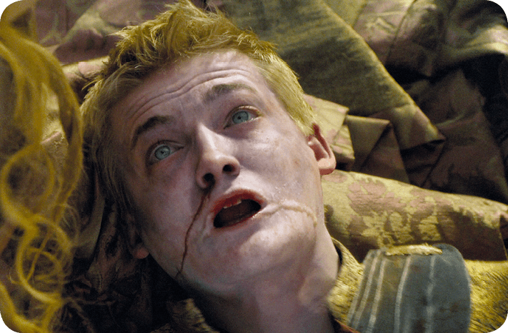 Game of Thrones, mort de Joffrey