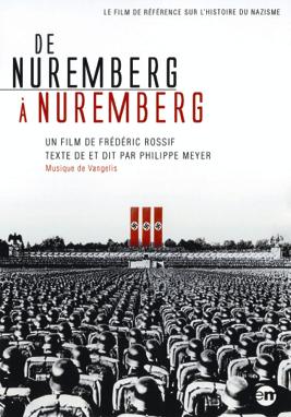 Affiche du film De Nuremberg à Nuremberg de Frédéric Rossif