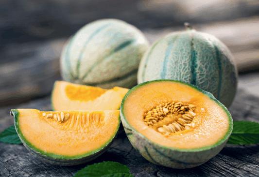 Suites - Synthèse - exercice 94 - melons coupés en deux