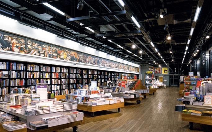 Tate Modern, Book Store