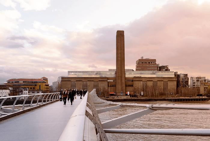 Tate Modern, London, 2019