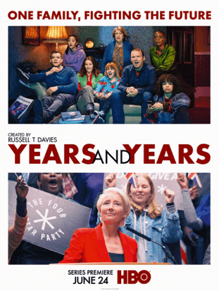 Affiche de Years and Years