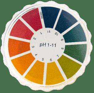 Indicateur de pH