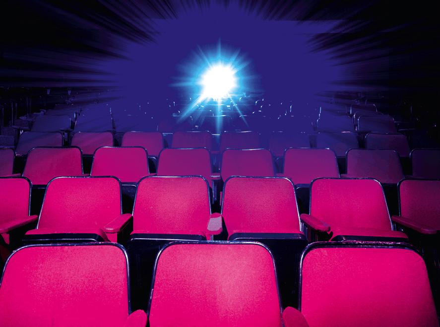 Salle de cinéma - exercice 49