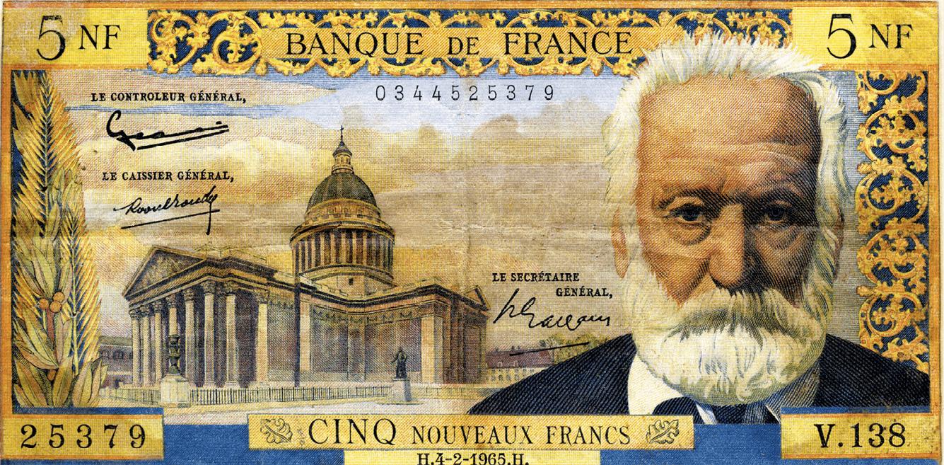 Le « nouveau franc »