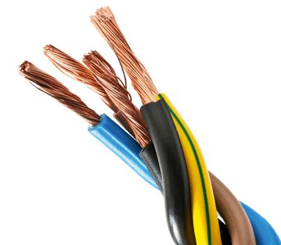 Mesure du diamètre d'un fil de cuivre