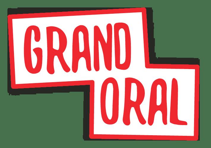 Logo - Grand oral