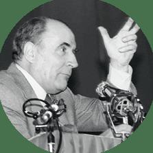 F. Mitterrand