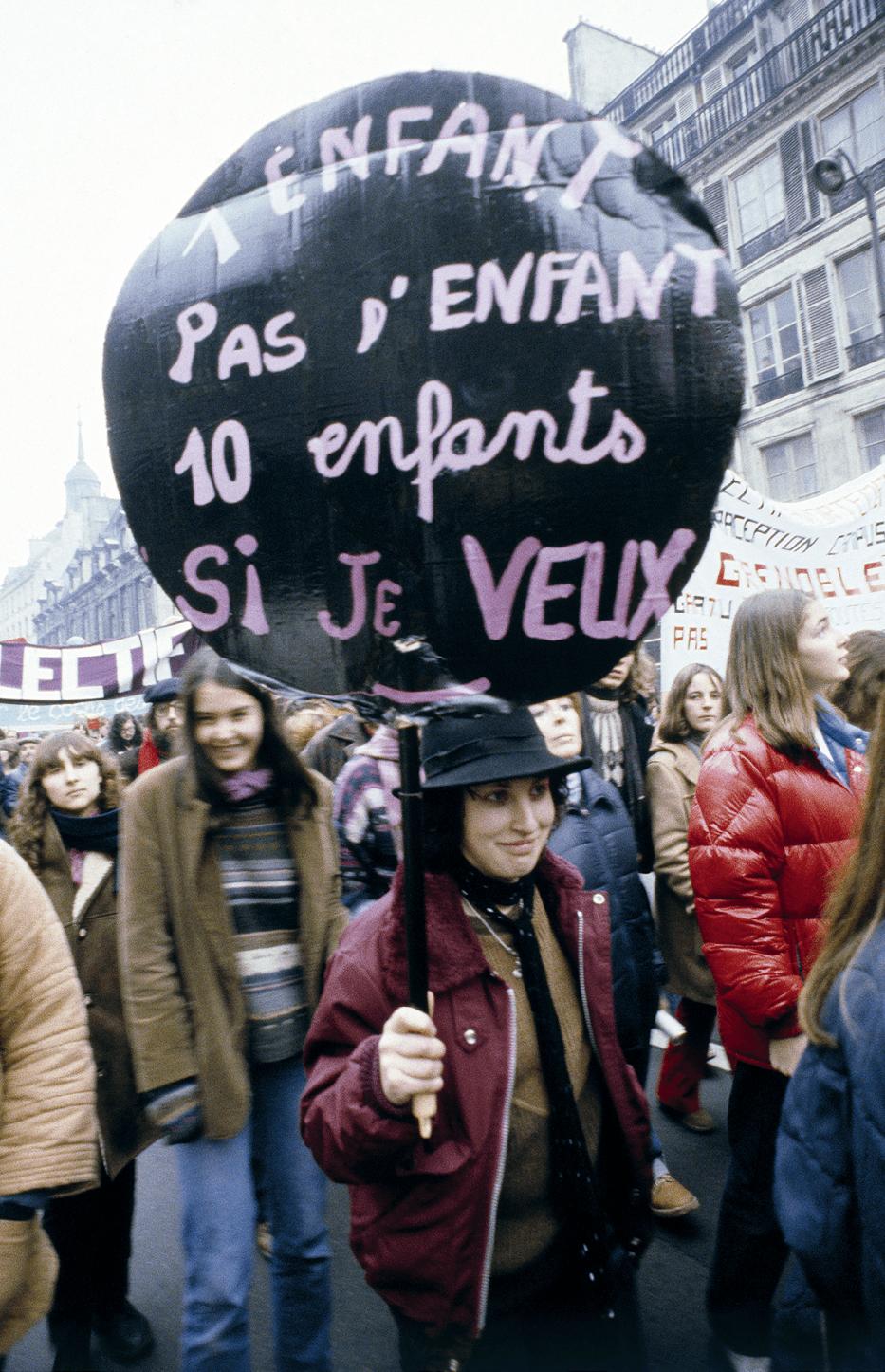 Marche des Femmes