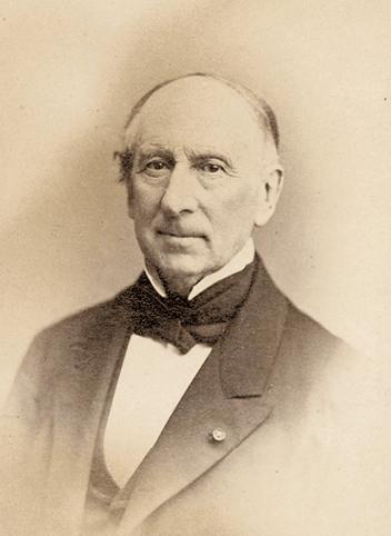 Maths expertes - Chapitre 1 - Nombres complexes, point de vue algébrique- Ouverture - Augustin-Louis Cauchy (1789-1857)