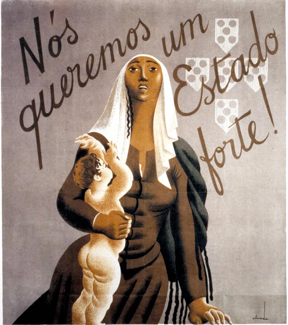 Affiche de propagande, 1933