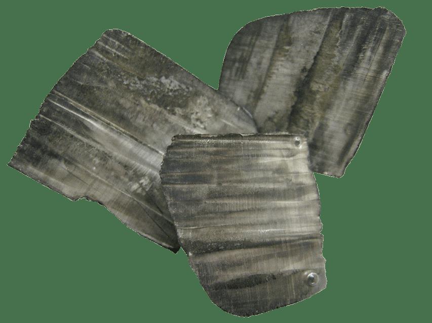 Lithium à l'état solide