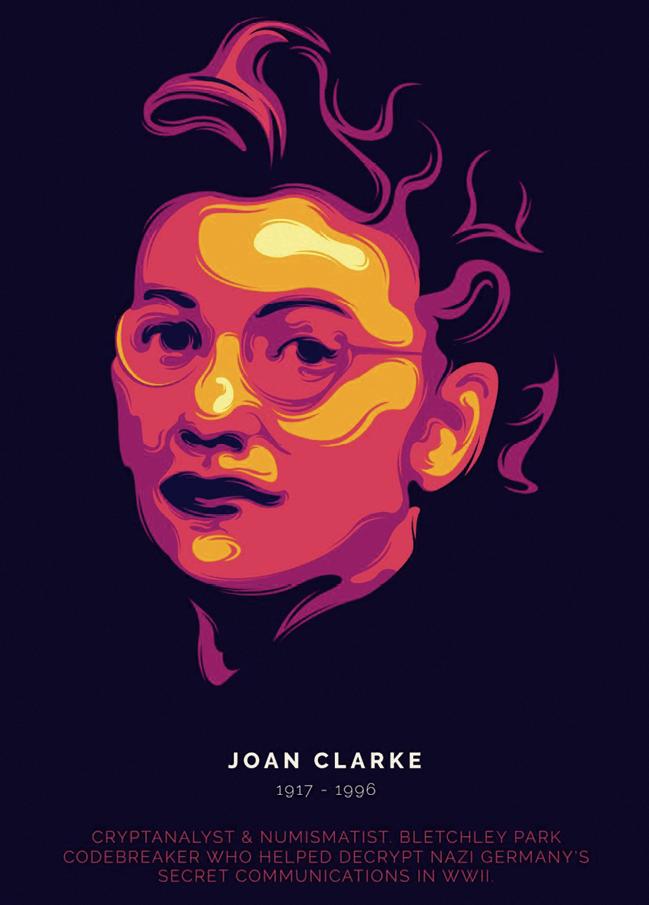Joan Clarke,