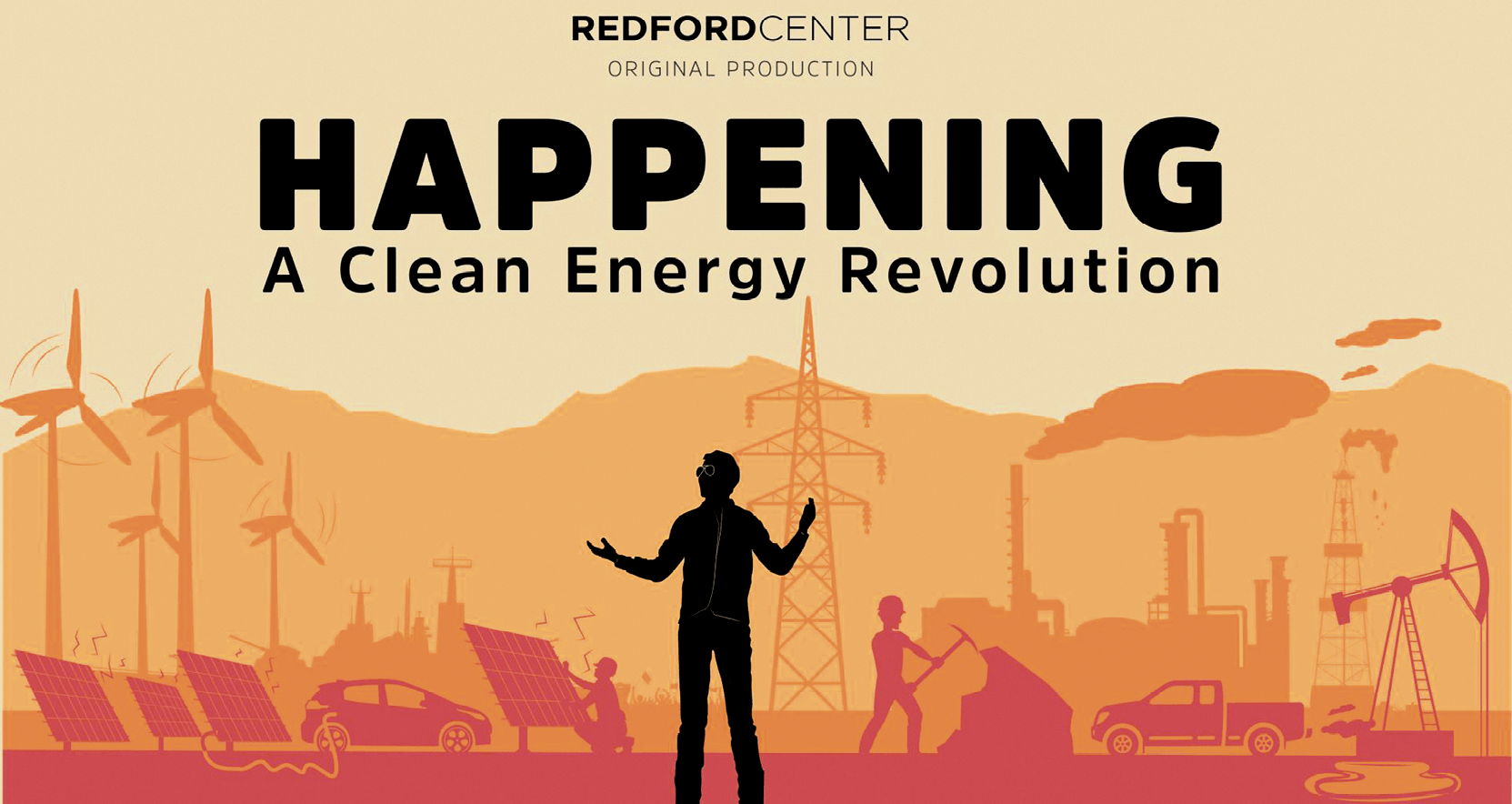 Happening - A Clean Energy Revolution