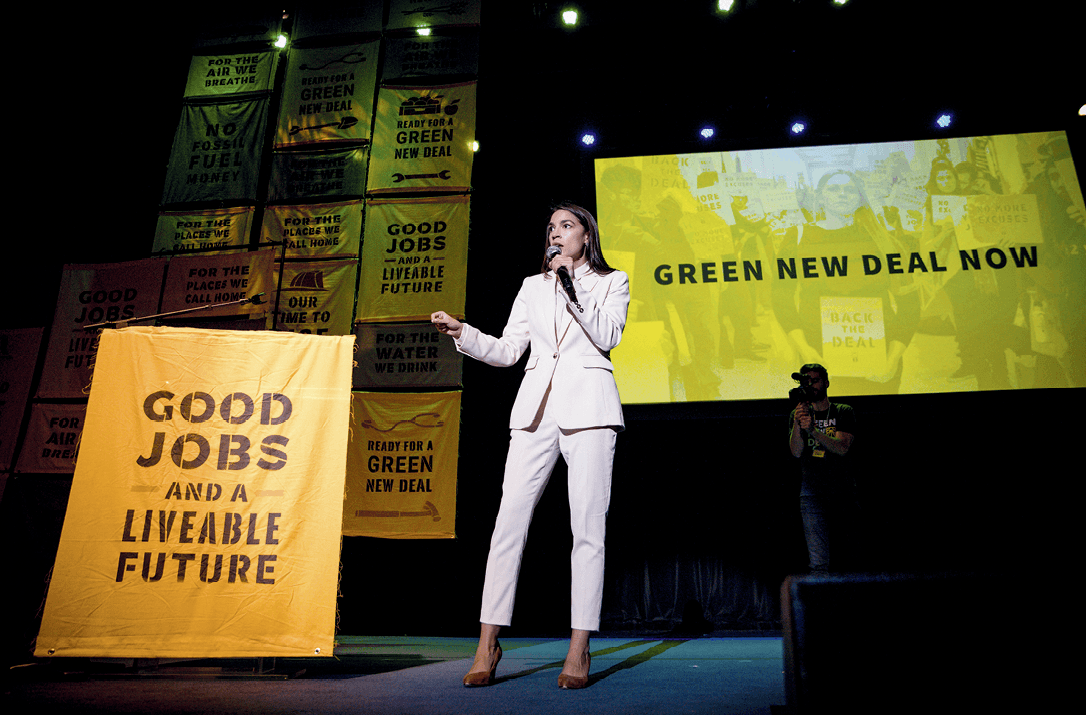 """Photo """"What is the 'Green New Deal'?"""""""