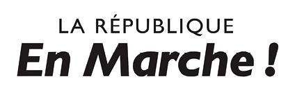 Logo La République en marche