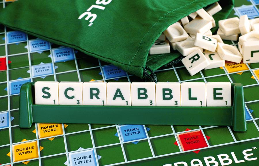 Scrabble - Sommes de variables aléatoires
