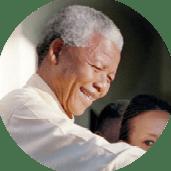 La fin de l'Apartheid en Afrique du Sud Nelson Mandela