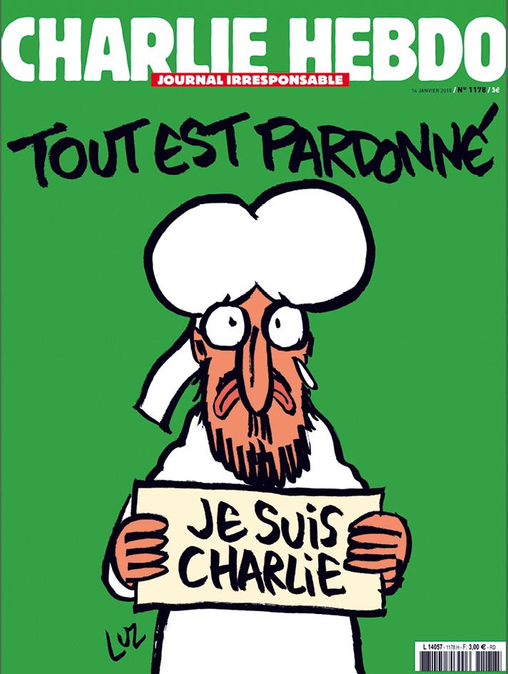 Affiche Charlie Hebdo