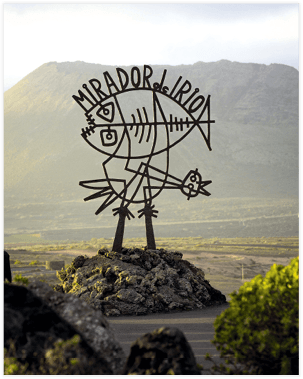 Mirador de Lanzarote