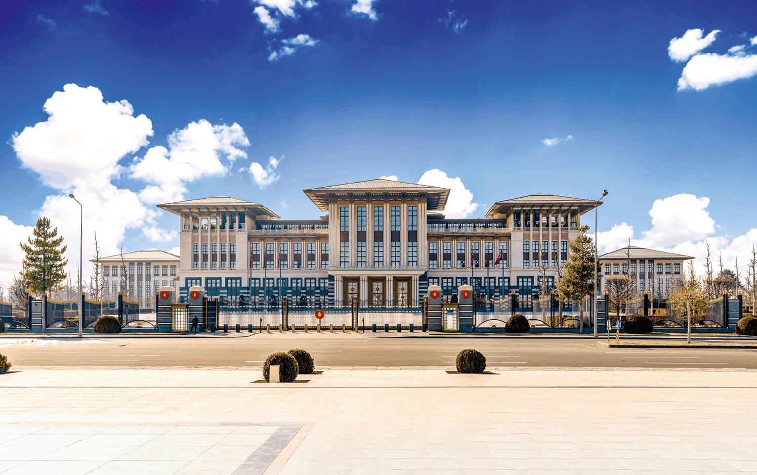 Palais présidentiel d'Ankara