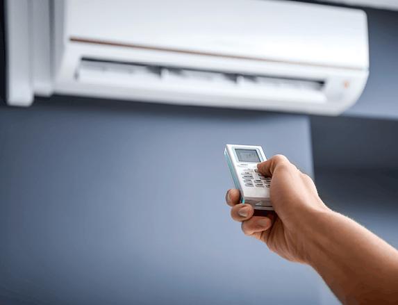 Réglage d'un climatiseur
