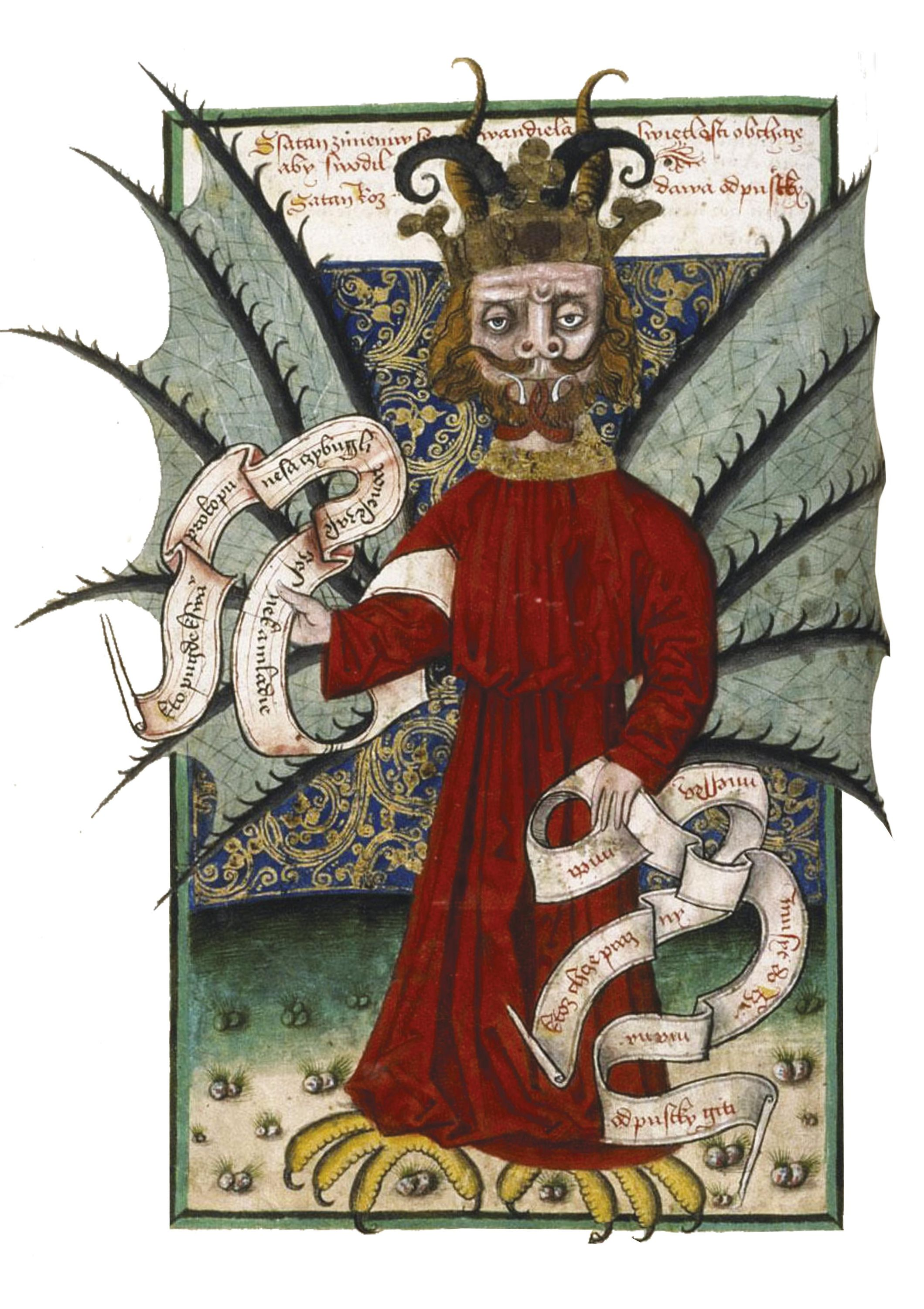 <stamp theme='his-green2'>Doc. 1</stamp> Caricature du clergé catholique vendant des indulgences