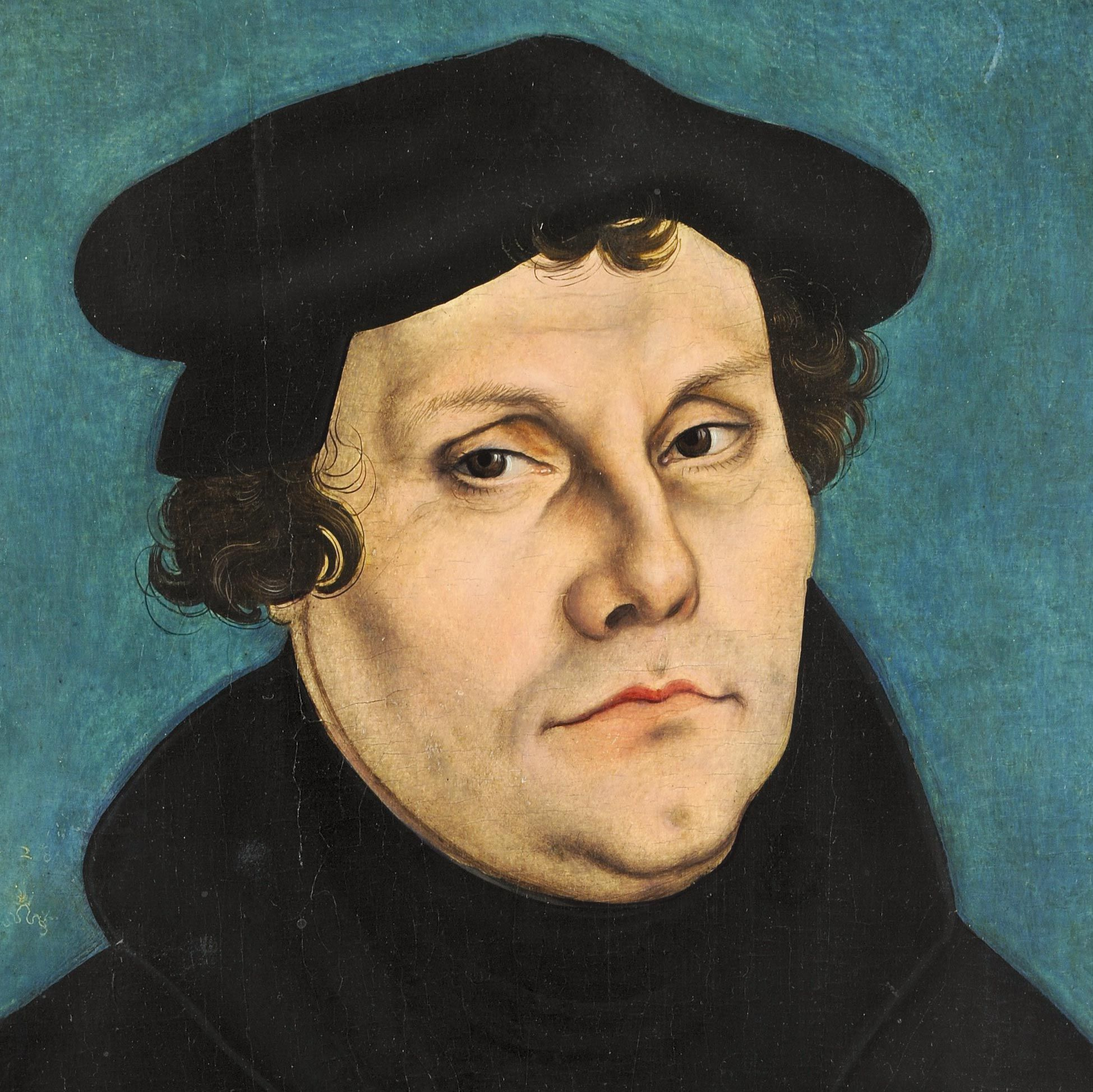 <stamp theme='his-green2'>Doc. 2</stamp> Martin Luther (1483-1546)