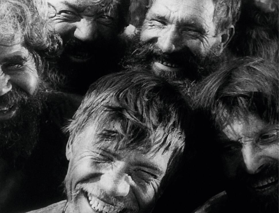 Le bonheur du peuple après la collectivisation