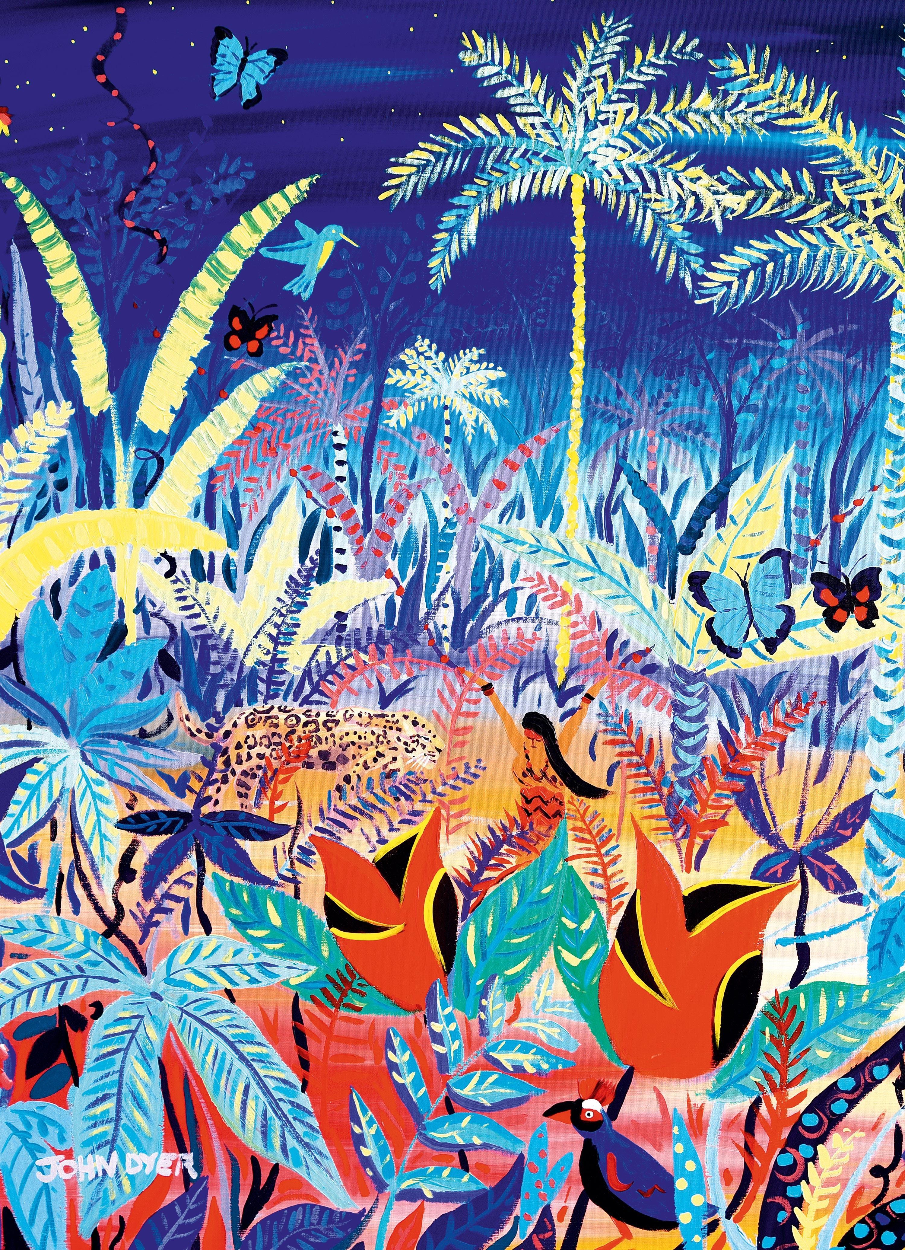 Amazon Rainforest Vana Spirit