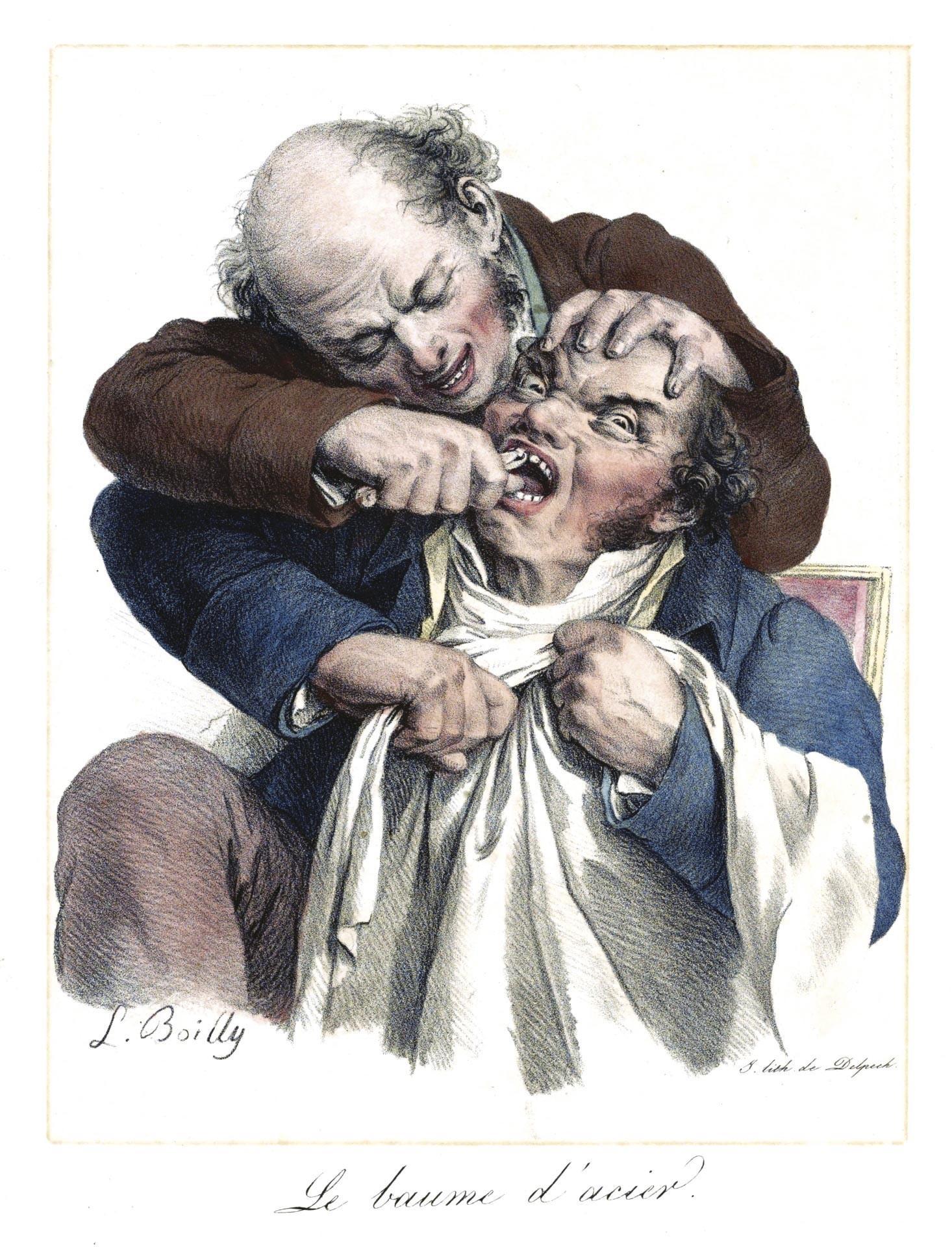 Ex. 7 Chez le dentiste